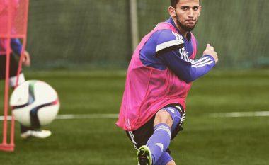 Naser Aliji në Barcelonë (Foto)