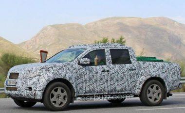 Spiunohet 'pickup-i' i ri nga Mercedes (Foto)