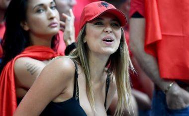 Rike Roci po çmendet pas këtij futbollisti italian (Foto)
