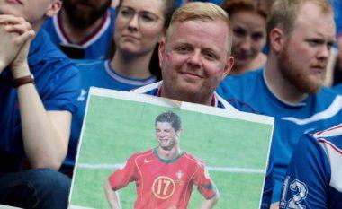 Islanda e ka një pyetje për Ronaldon
