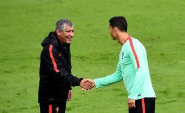 Santos: Portugalia nuk është vetëm Ronaldo