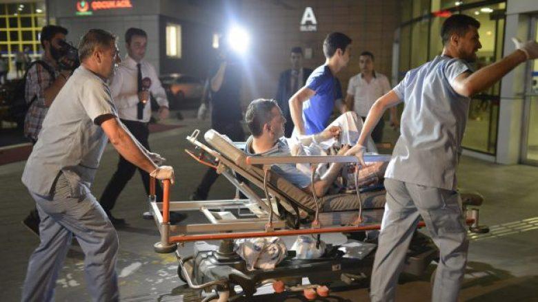 Polici turk, pak para sulmit terrorist: Po ec me pallto nëpër këtë vapë, vëlla duhet ta ndjekim!