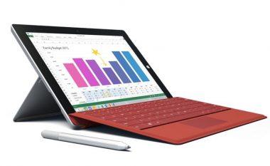 Microsoft e ndërpret prodhimin e Surface 3