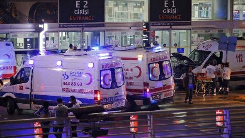 Kalendar i sulmeve terroriste në Turqi