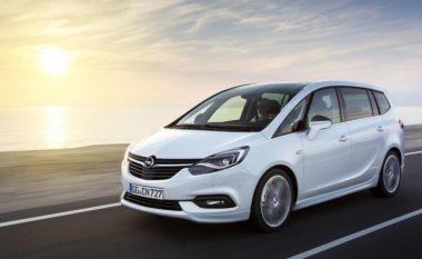 Opeli shpalos Zafiran e re (Video)