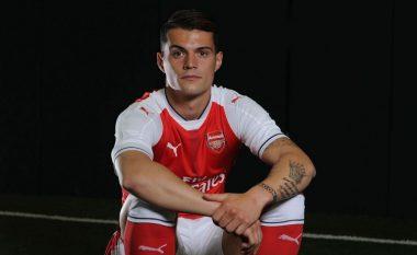 Xhaka udhëton me Arsenalin në SHBA