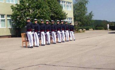 Diplomojnë nëntë kadetë të FSK-së