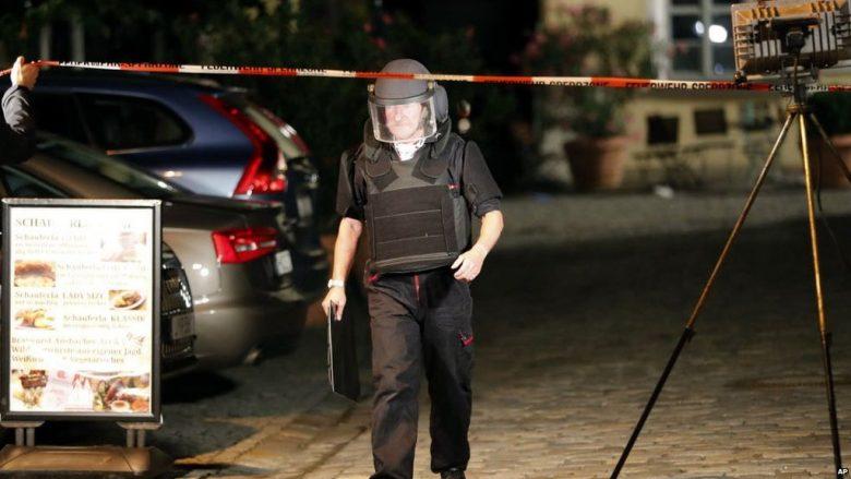 Edhe një shpërthim me bombë në Gjermani: Siriani hedh veten në erë, 12 të plagosur (Foto/Video)