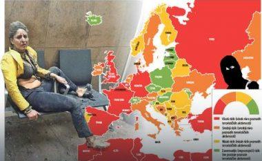 Këto janë vendet më të rrezikuara nga terrorizmi në Evropë, mësoni në cilin vend gjendet Shqipëria (Foto)