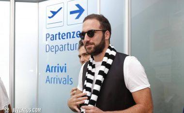 Ky është numri që do ta bartë Higuain te Juventusi (Foto)