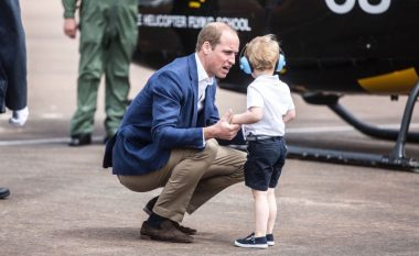 Ekspertët thonë se trukun të cilin e përdorë Princ William, duhet ta përdorin të gjithë prindërit
