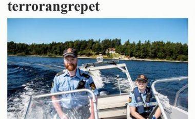 Polici norvegjez dënon veten, pasi voziti anijen pa jelek të shpëtimit (Foto)