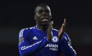 Zouma beson te suksesi i Chelseat me Conten