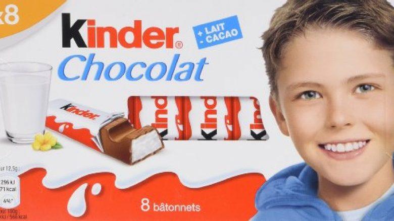"""Nga ky zbulim do të tronditeni të gjithë! Çokollatat e preferuara """"Kinder"""" shkaktojnë këtë sëmundje!"""