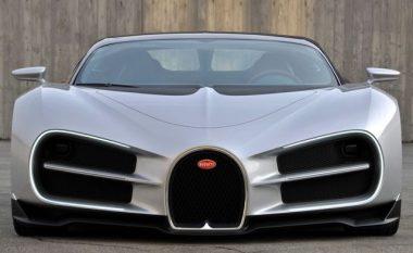 Bugatti kthen prapa dizajnin për modelin e ri Chiron (Foto)