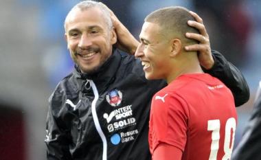 Ndodhë edhe kjo,  Larsson nuk e lë djalin e tij të luajë për Suedinë