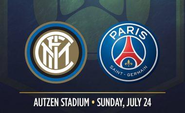 Formacionet zyrtare: PSG – Inter