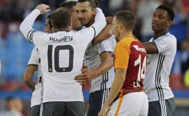 Ibra shijon fitoren e parë me Unitedin (Video)