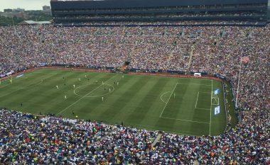 Çmenduri, konfirmohet numri i tifozëve në ndeshjen Real Madrid-Chelsea (Foto)