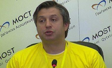 Aleksov: Jam skeptik se aktorët politik do të ulen në tryezë më 31 gusht