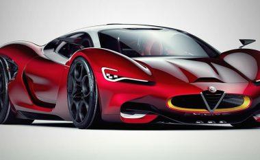 Alfa Romeo mund të jetë duke e punuar këtë super-makinë (Foto)