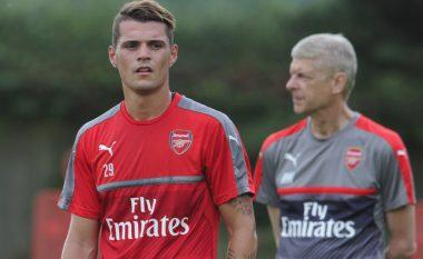 Dita kur Xhaka do të debutojë me Arsenalin (Foto)