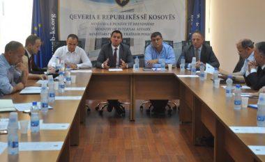 Takohet grupi punues për zbatimin e strategjisë kundër terrorizmit
