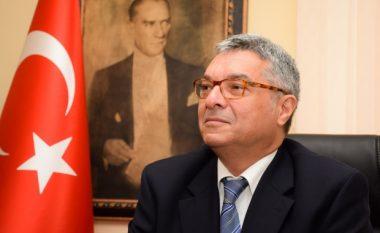 Ambasadori turk në Tiranë: Gjarpri shfaqet përsëri po nuk ia shtype kokën