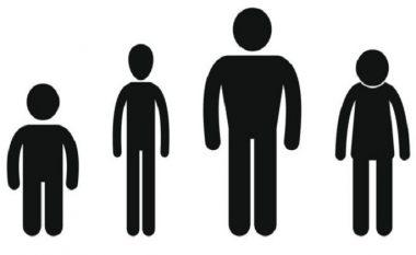 Holanda ka burrat më të gjatë në botë, ndërsa gratë Lituania!