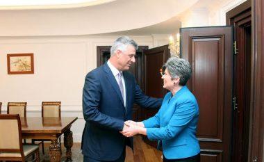 Thaçi: Kosova synon anëtarësimin në NATO