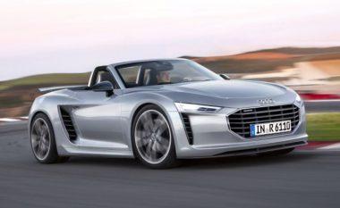 Publikohen fotografitë që e shfaqin modelin R6 nga Audi (Foto)