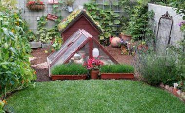 Katërtruqe për kopsht që me të vërtetë funksionojnë