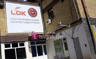 LDK thirrje VV-së: Hiqni dorë nga dhuna dhe veprimet anarkike