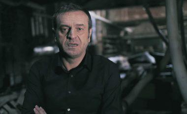 Sinan Vllasaliu në rolin e gjyshit, flet me admirim për nipin e tij