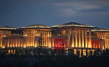 Pallati presidencial në Turqi do të mbrohet me sisteme antiraketore