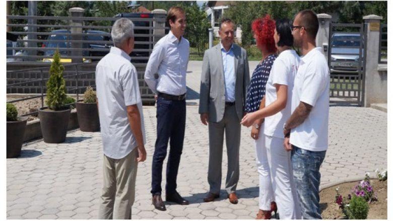 Hapet shtëpi për pleq në komunën Ilinden të Shkupit