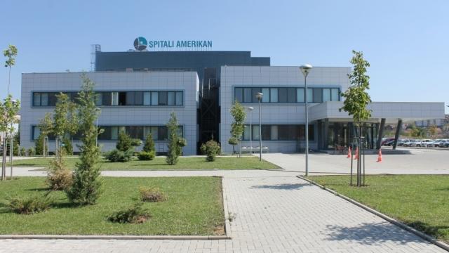 Spitali Amerikan Prishtine