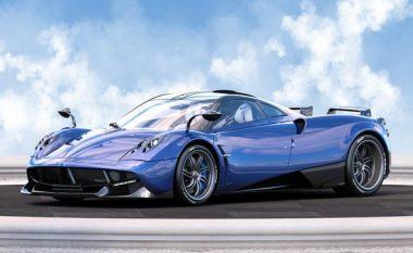 Super-vetura që kushton miliona euro, është përplasur dhe shkatërruar (Foto)