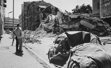 53 vite nga tërmeti katastrofal në Shkup