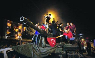 Ushtria turke: Në tentim puç ka marrë pjesë 1.5 për qind e ushtrisë