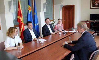 Takim lamtumire Zaev-Orav: Zgjedhje fer dhe demokratike në dhjetor
