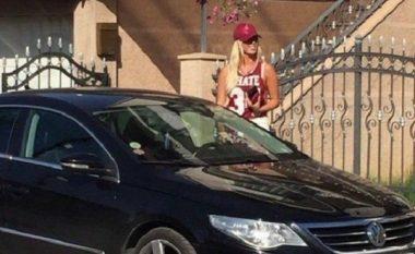 Identifikohet personi që i vodhi veturën këngëtares Adelina Tahiri!