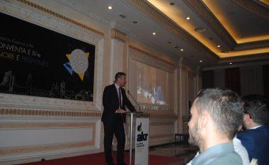 Rinia e AKR-së në Prishtinë me kryetar të ri (Video)