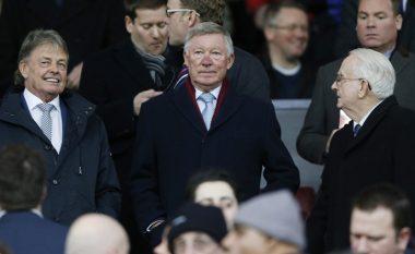 Alex Ferguson 'zgjedh' trajnerin e ri të Anglisë (Foto)