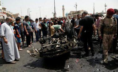 Sulm vetvrasës në Bagdad, raportohet për shumë viktima
