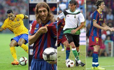 Barcelona shumë shpesh humb miliona me transferimet, ja 10 rastet me humbje më të mëdha (Foto)