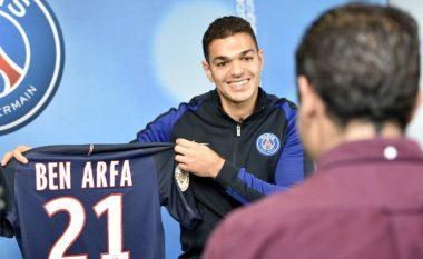 Ben Arfa ndihet me fat pas transferimit në PSG