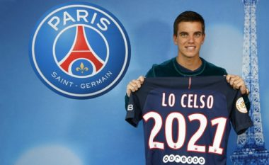 Zyrtare: PSG transferon Lo Celson