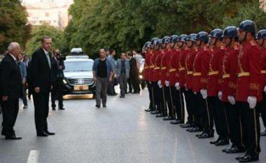 Shpërbëhet Garda Presidenciale e Turqisë