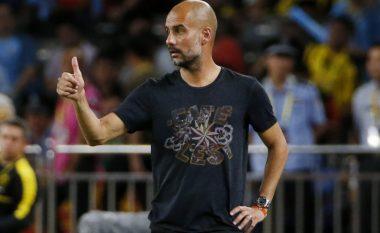 Guardiola: City dëshiron këta dy lojtarë